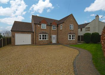 Thumbnail 5 bed detached house for sale in High Street, Scotton, Gainsborough