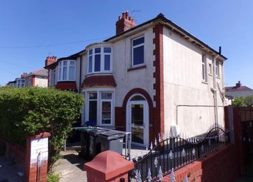 Thumbnail 3 bedroom semi-detached house for sale in Westfield Road, Blackpool, Lancashire