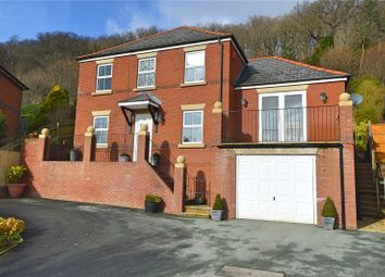 Thumbnail 4 bed detached house for sale in Hendidley Way, Milford Road, Newtown, Powys