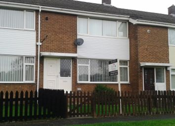 Thumbnail 2 bed terraced house to rent in Castledene Road, Consett