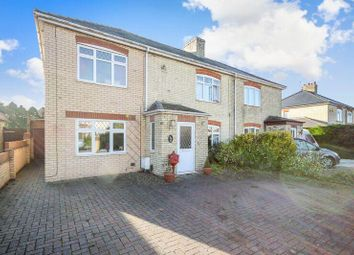 Thumbnail 4 bed semi-detached house to rent in College Road, Impington, Cambridge