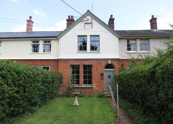 Thumbnail 4 bed terraced house for sale in Thurston End, Hawkedon, Bury St. Edmunds