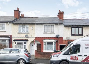 Thumbnail 3 bed terraced house to rent in Bertram Road, Smethwick