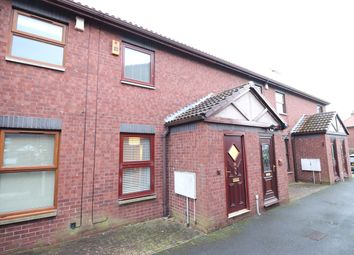 Thumbnail 2 bed terraced house for sale in Nook Street, Carlisle