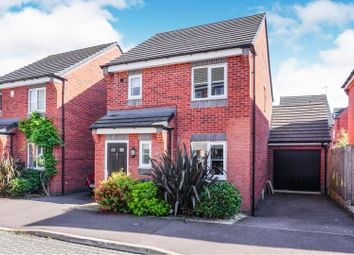Thumbnail 3 bed detached house for sale in Owston Road, Nottingham