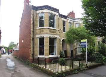 Thumbnail 4 bed end terrace house for sale in Salisbury Street, Hull