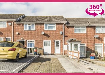 Thumbnail 2 bed terraced house for sale in Buxton Close, Newport