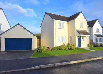 Thumbnail 4 bed detached house for sale in Lantoom Way, Dobwalls, Liskeard, Cornwall
