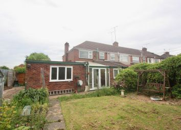 Thumbnail 4 bedroom end terrace house for sale in Morland Road, Holbrooks, Coventry