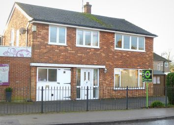 Thumbnail 4 bed detached house to rent in Knight Street, Pinchbeck, Spalding