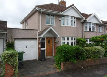 Thumbnail 3 bed semi-detached house to rent in Rannoch Road, Filton, Bristol