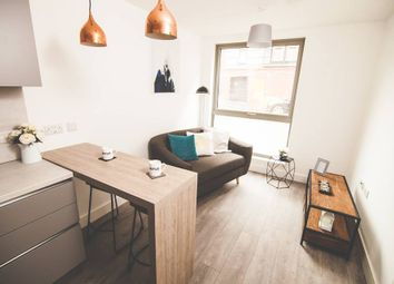 Thumbnail 1 bed flat to rent in Ewen Engineering Co, Roscoe Road, Sheffield, South Yorkshire