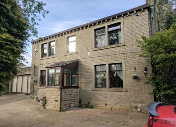 Thumbnail 5 bedroom detached house for sale in Tanyard Road, Oakes, Huddersfield