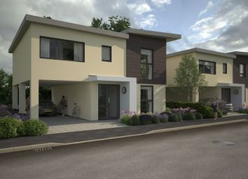 Thumbnail 4 bed detached house for sale in Reed Place, Graven Hill, Bicester