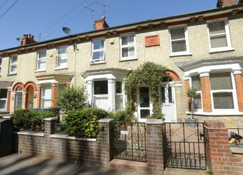 Thumbnail 3 bed terraced house for sale in Crabble Avenue, Dover
