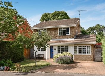 Thumbnail 5 bed detached house for sale in Chalfont Drive, Farnborough