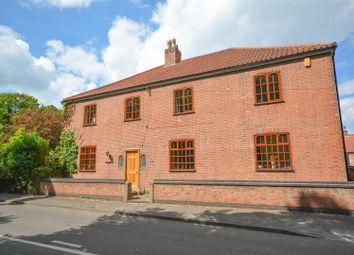 Thumbnail 6 bed detached house for sale in Tollerton Lane, Tollerton, Nottingham