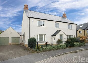 Thumbnail 4 bed detached house for sale in Jennings Orchard, Woodmancote, Cheltenham