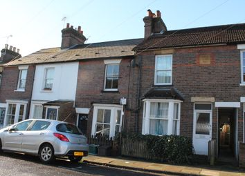 Thumbnail 2 bedroom terraced house to rent in Cavendish Road, St Albans