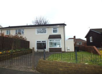 Thumbnail 3 bedroom semi-detached house for sale in Dissington Place, Newcastle Upon Tyne