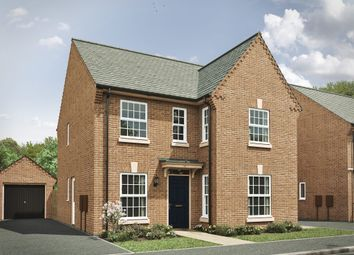 "Thumbnail 4 bed detached house for sale in ""The Bolsover S"" at Attley Way, Irthlingborough, Wellingborough"