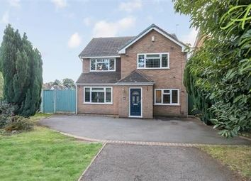 Thumbnail 4 bed detached house to rent in Mere Green Road, Four Oaks, Sutton Coldfield