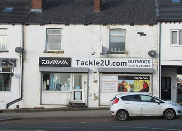 Thumbnail Retail premises for sale in Cobham Parade, Leeds Road, Outwood, Wakefield