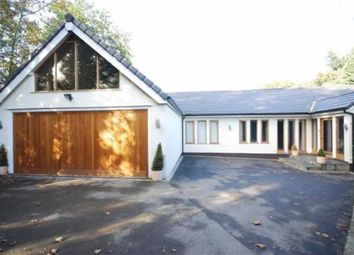 Thumbnail 5 bed detached bungalow to rent in Brook Lane, Alderley Edge, Cheshire