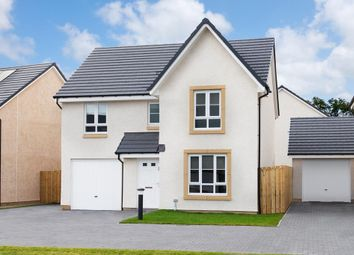 "Thumbnail 4 bed detached house for sale in ""Dunbar"" at Glasgow Road, Kilmarnock"