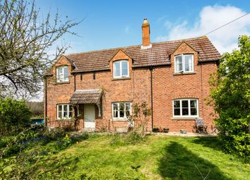 Thumbnail 4 bed cottage for sale in Scotland Lane, Ingoldsby, Grantham
