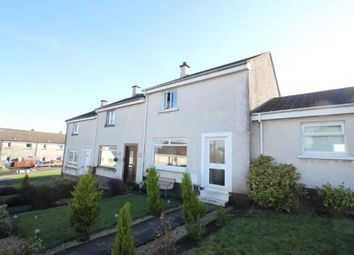 Thumbnail 2 bed terraced house for sale in Malloch Crescent, Elderslie, Johnstone, Renfrewshire