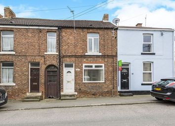 Thumbnail 2 bed terraced house to rent in Bridge Road, West Cornforth, Ferryhill
