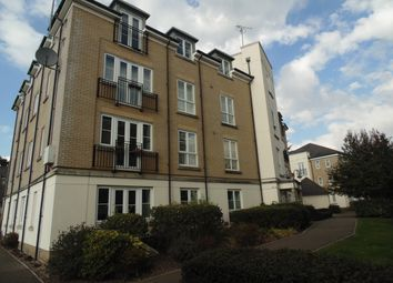 Thumbnail 2 bed flat for sale in Parr Court Tudor Way, Brookwood