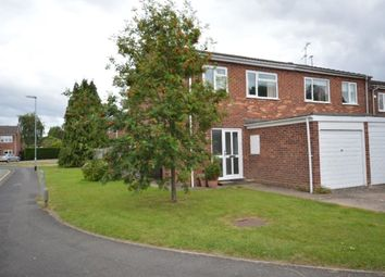Thumbnail 3 bed semi-detached house for sale in Manston Drive, Perton, Wolverhampton