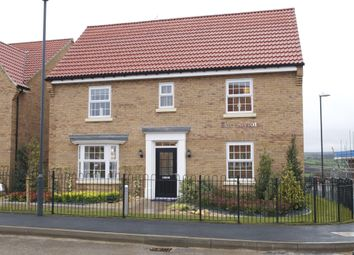 """Thumbnail 4 bed detached house for sale in """"Layton"""" at Kingfisher Drive, Whitby"""