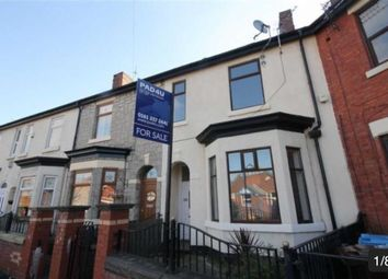 Thumbnail 3 bedroom terraced house for sale in Abbey Hey Lane, Manchester