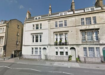Thumbnail 3 bed maisonette for sale in Bathwick Street, Bath