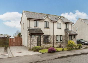 Thumbnail 3 bed semi-detached house for sale in Cameronian Place, Springholm, Castle Douglas