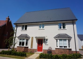 Thumbnail 4 bed detached house for sale in Burdock Road, Red Lodge