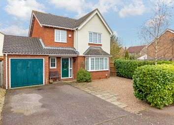 Thumbnail 4 bed detached house for sale in The Elms, Hertford
