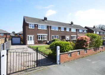 Thumbnail 3 bed semi-detached house for sale in Calder Drive, Kearsley, Bolton