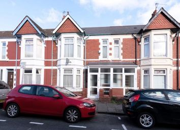 Thumbnail 3 bed terraced house for sale in Cosmeston Street, Cardiff, Caerdydd
