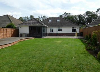 Thumbnail 3 bed detached bungalow for sale in Firbeck Avenue, Skegness, Lincs