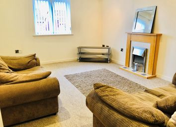 Thumbnail 2 bedroom flat to rent in Woodhouse Close, Rhodesia, Worksop