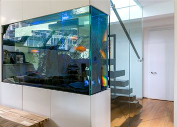 Thumbnail 3 bed flat for sale in Salamander Court, 135 York Way, London