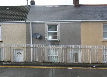 Thumbnail 3 bedroom terraced house to rent in Pentrechwyth Road, Pentrechwyth Swansea