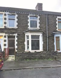 Thumbnail 3 bed terraced house for sale in 8 Glyndwr Street, Port Talbot, West Glamorgan