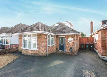 Thumbnail 3 bed bungalow for sale in Muscliff, Bournemouth, Dorset