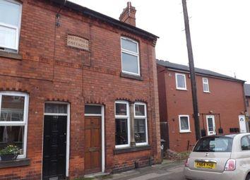 Thumbnail 2 bed end terrace house for sale in Exchange Road, West Bridgford, Nottingham, Nottinghamshire