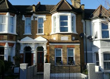 Thumbnail 3 bed terraced house for sale in Plum Lane, London